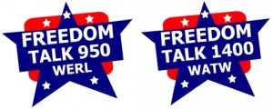Freedom Talk Dbl Logo
